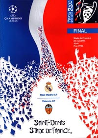 Real Madrid v Valencia
