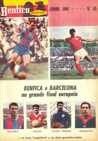 Benfica Lisbon v CF Barcelona