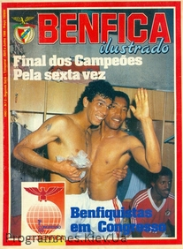 PSV Eindhoven v Benfica (`Benfica Ilustrado` Edition)