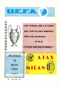 AC Milan v Ajax Amsterdam