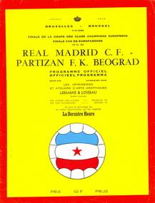 Real Madrid v Partizan Belgrade