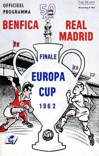 Benfica Lisbon v Real Madrid