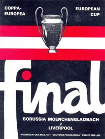 Liverpool v Borussia Moenchengladbach