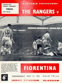 Rangers v Fiorentina