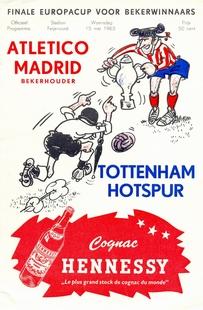 Tottenham Hotspur v Atletico Madrid