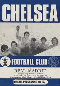 Chelsea v Real Madrid