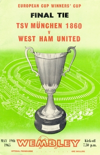 West Ham United v Munich 1860