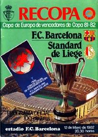 Barcelona v Standard Liege
