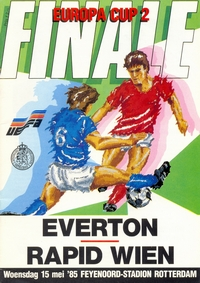 Everton v Rapid Vienna