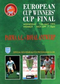 Parma v Royal Antwerpen