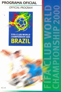 2000 FIFA CLUB WORLD CHAMPIONSHIP (white)