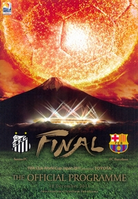 FC Barcelona v Santos FC