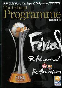 SC Internacional v FC Barcelona