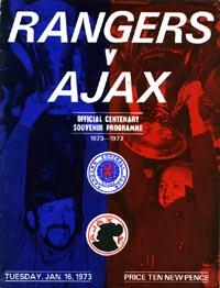 Rangers v Ajax