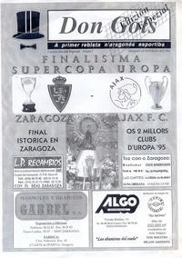 Real Zaragoza v Ajax Amsterdam