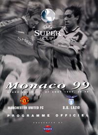 S.S. Lazio v Manchester United