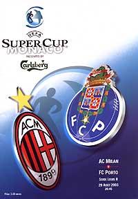 AC Milan v FC Porto