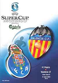 Valencia CF v FC Porto