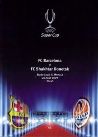 Barcelona v Shakhtar Donetsk