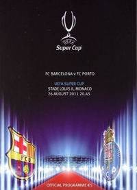 Barcelona v FC Porto