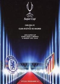 Atletico Madrid v Chelsea FC