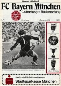 Bayern Munich v Dynamo Kiev