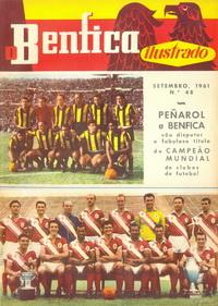Benfica Lisbon v Penarol Montevideo