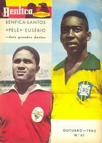 Benfica Lisbon v Santos