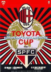 Sao Paolo F.C. v A.C. Milan