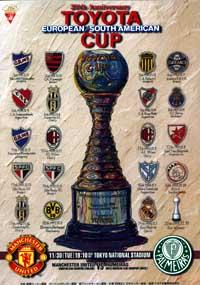 Manchester United v Palmeiras