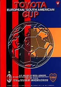 Boca Juniors v A.C. Milan