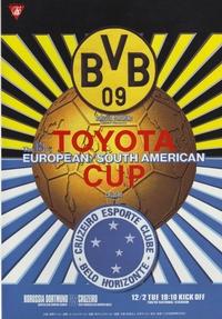 Borussia Dortmund v Cruzeiro Belo Horizonte