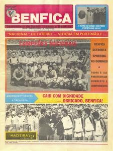 SL Benfica v RSC Anderlecht