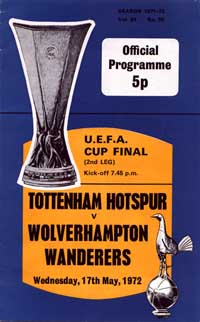 Tottenham Hotspur FC v Wolverhampton Wanderers
