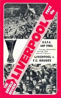 Liverpool FC v Club Brugge KV