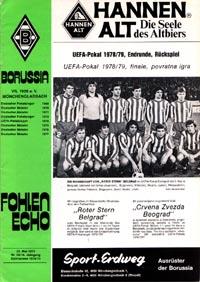 Borussia Monchengladbach v FK Crvena Zvezda Belgrade