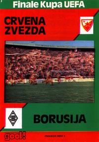 FK Crvena Zvezda Belgrade v Borussia Monchengladbach