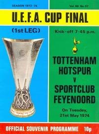 Tottenham Hotspur FC v Feyenoord