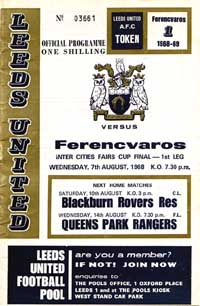 Leeds United AFC v Ferencvarosi TC