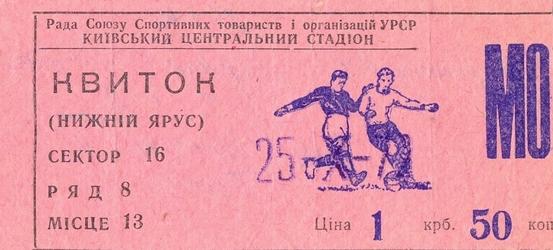 Dynamo Kiev vs. Gornik Zabrze 25/10/1972