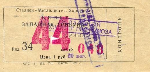 Dynamo Kiev vs. Haka Valkeakoski 27/09/1978