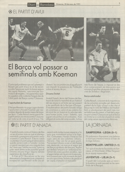 Pages 3, Match preview
